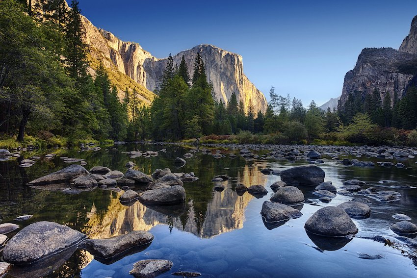 yosemite nationalpark, nationalparks kalifornien